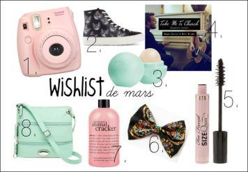 wishlist mars